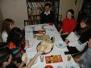 Velikonoční večeře schola