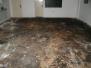 Výměna podlahy orlovna